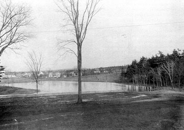 [Photo: Lake Andrews, early 1900's]