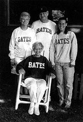 [Photo: a Bates family]