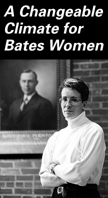 A Changeable Climate for Bates Women