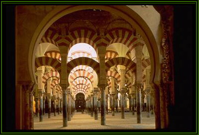 Medieval spain muslims jews and christians for Arquitectura morisca