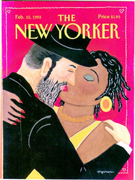 Art Spiegelman New Yorker Cover