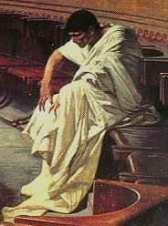 the first catilinarian conspiracy essay At first a conservative and  the prime sources for catiline's conspiracy are cicero's four orations against  the catilinarian conspiracy was a plot to.