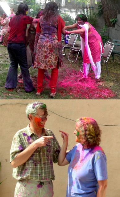 Happy Holi (15 March 2006)